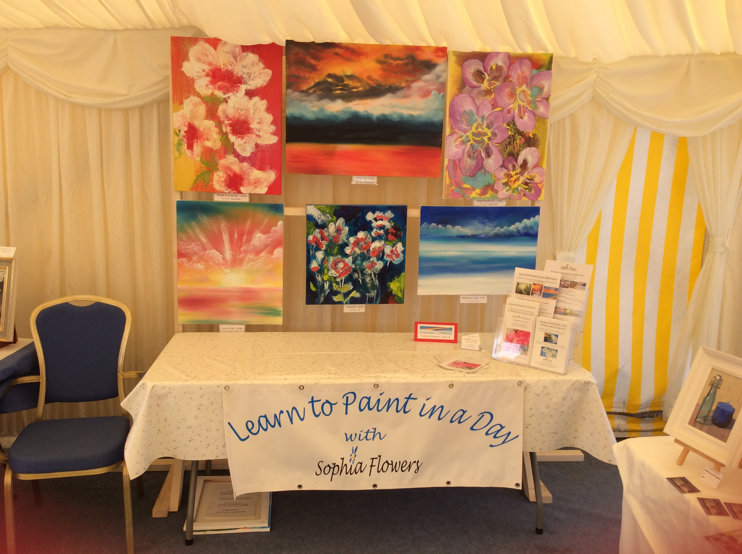 Cowes Sailing Club Exhibition