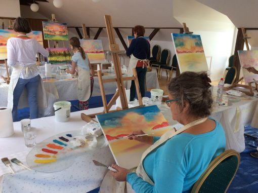 Norfolk Painting Workshop 9th and / or 10th July 2016