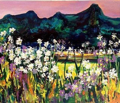 """'Mountain Wildlife' 20"""" x 27"""" - £180"""